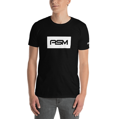 Men's Basic Softstyle Short-Sleeve T-Shirt | ASM
