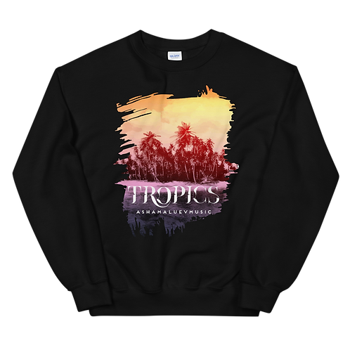 "Sweatshirt ""Tropics"""