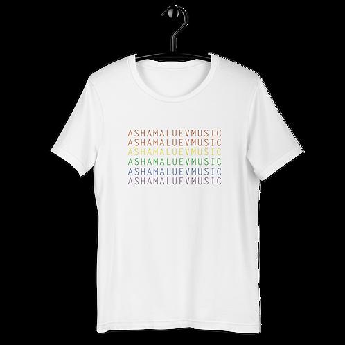 Short-Sleeve Unisex T-Shirt ASM