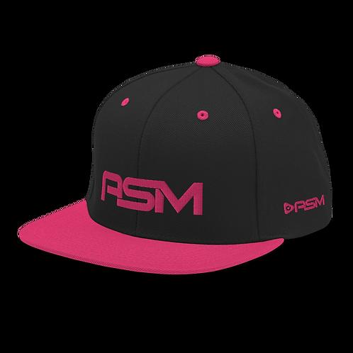 Snapback Hat ASM