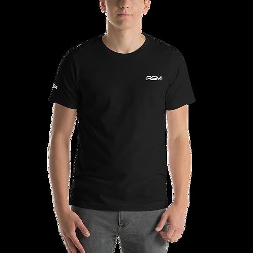 Men's Short-Sleeve T-Shirt   Brand ASM