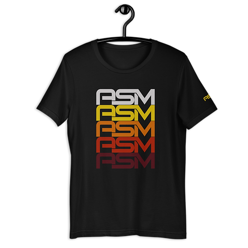 Premium Short-Sleeve Unisex T-Shirt ASM