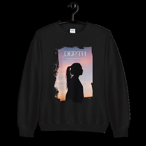 Sweatshirt 'Depth'