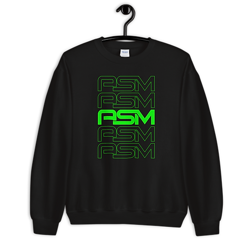Sweatshirt 'ASM1'