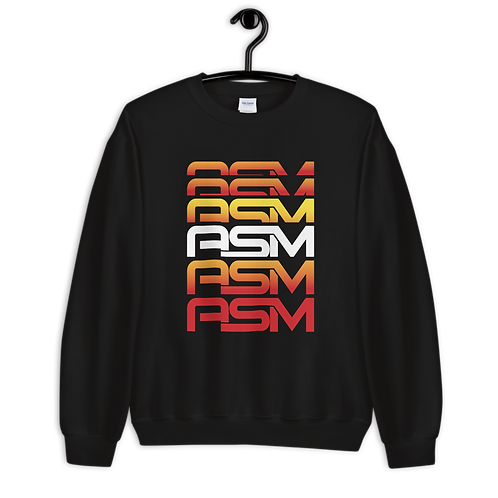 Sweatshirt 'ASM6'