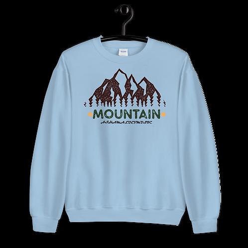 """Sweatshirt """"Mountain"""""""