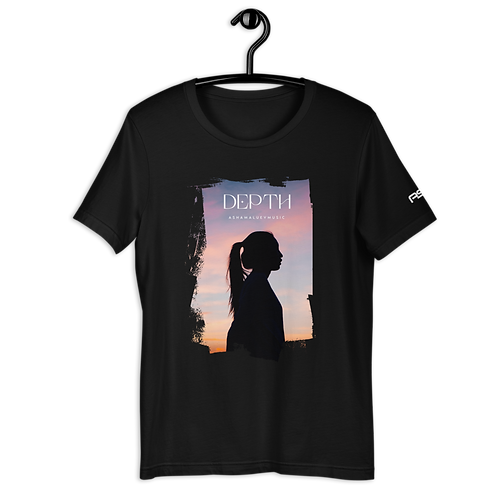 T-Shirt 'Depth'