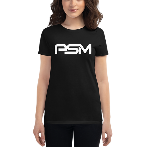 Women's Short Sleeve T-shirt | Brand ASM