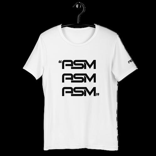 "T-Shirt ""ASM ASM ASM"""