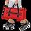Thumbnail: Red Duffle Bag