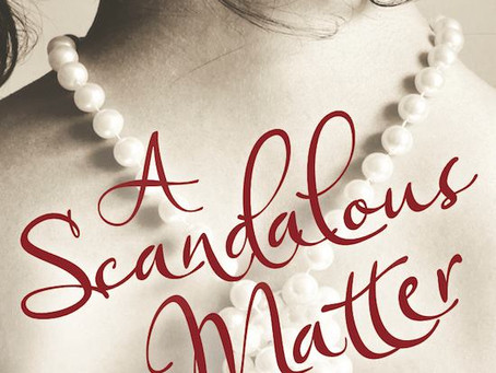 A Scandalous Matter by Margaret Locke