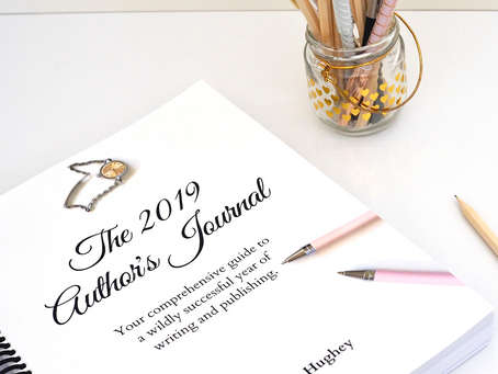 Top 3 Tips for Crushing Your Writing and Publishing Goals in 2019