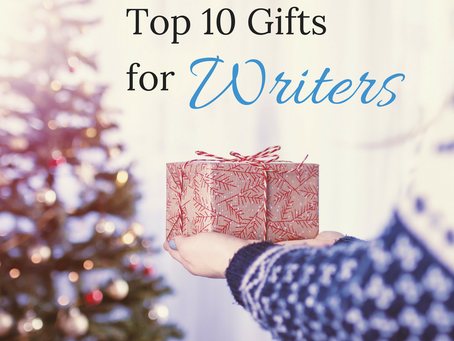 Top 10 Gifts for Writers