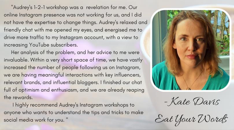 Kate Testimonial