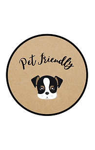 Pet Friendly Logo