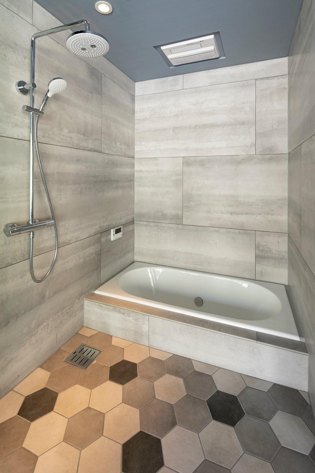 ゲストハウス浴室
