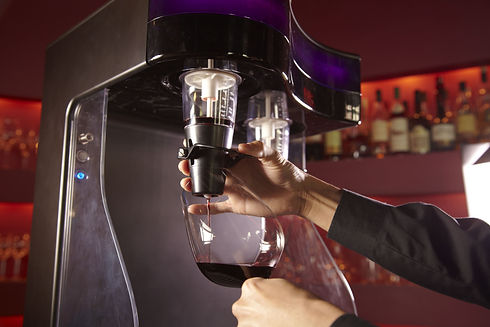The Best Wine Dispenser Pouring from the shooter