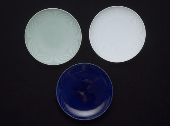Pinstripe - Made in Japan Plates