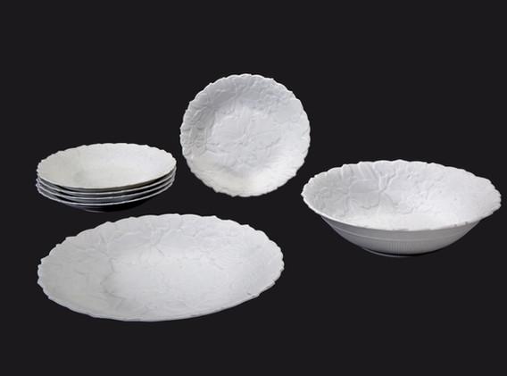 Cattleya Relief   Koransha US   Japanese Premium Porcelain