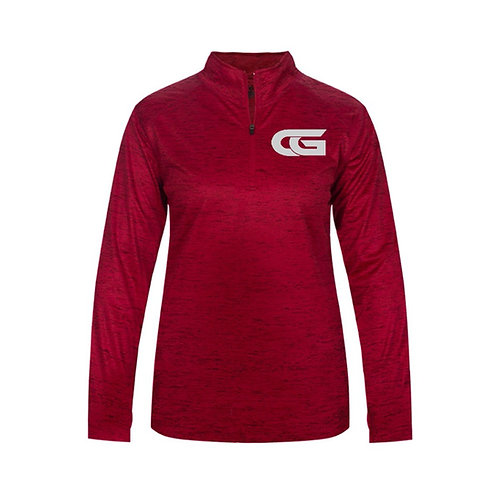 Womans CG 1/4 Zip