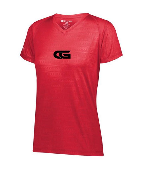 Womens Red CG