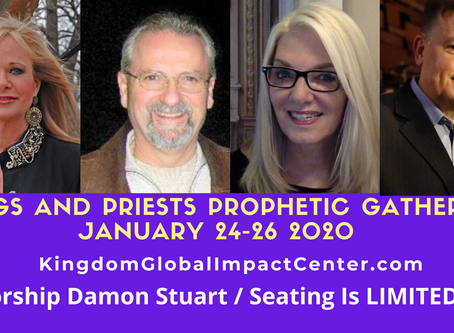 Kings And Priests Conference REG NOW