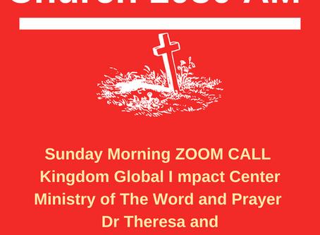 Virtual Church On Zoom NOT Facebook