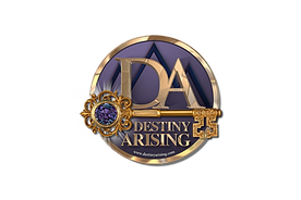 PurpleDestiny Arising Logo Theresa Phill
