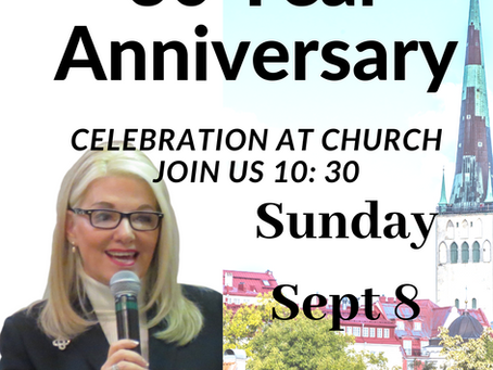 Come Celebrate Dr Theresa Phillips 30 Year!Sept 8 1030 Am