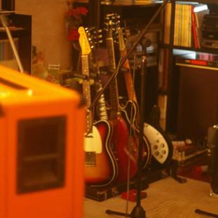 Backline Guitares et Amplis