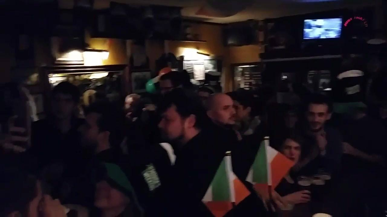 COVER CLUB live 17/03/18 @ Johnny Walsh's (Lyon)