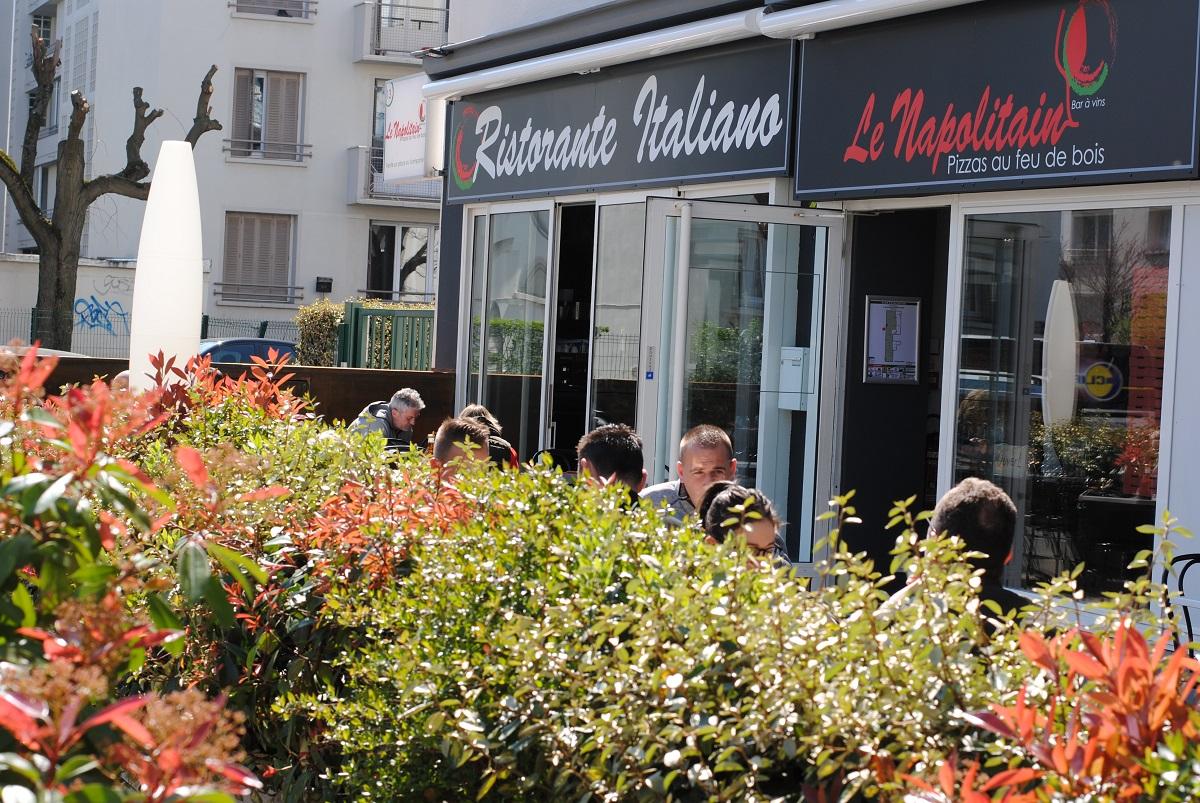 Le Napolitain Lyon Grange Blanche