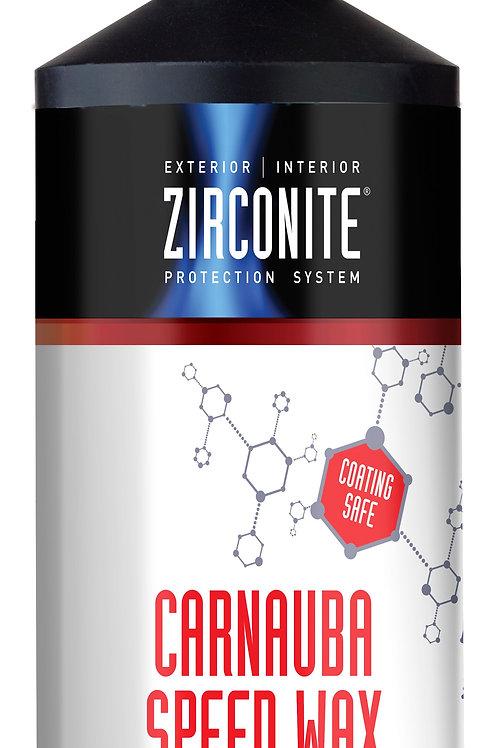 Zirconite Carnauba Speed Wax
