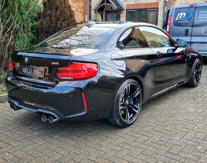 BMW Detailing Milton Keynes
