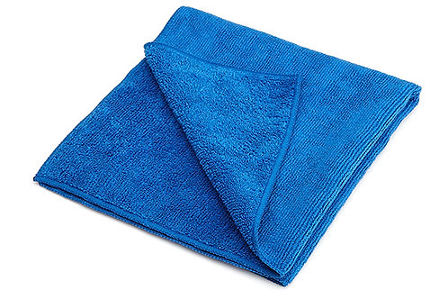 Premium 350gsm Microfibre Cleaning Cloth Single