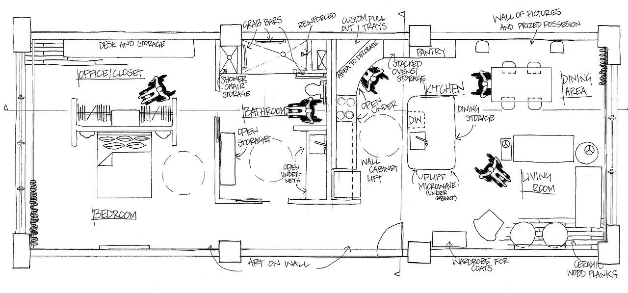 The Ansley Floor Plan: Ansley Chappell