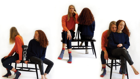 A CHAIR, OR TWO