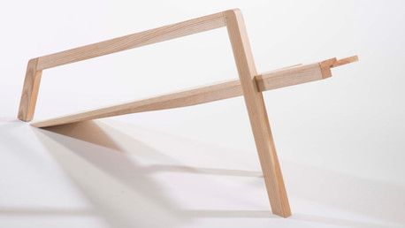 A BENCH FOR A LADY