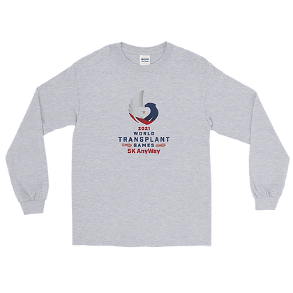 2021 5K AnyWay Men's Long Sleeve Shirt