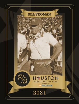 Bill Yeoman