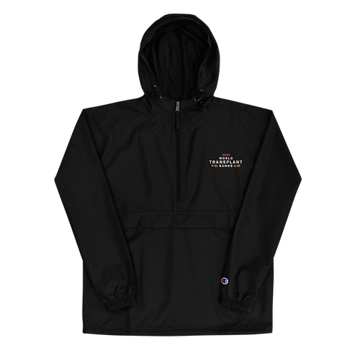 2021 5K AnyWay Embroidered Champion Packable Jacket