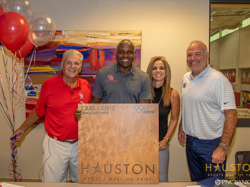 HOUSTON SPORTS HALL OF FAME CLASS OF 2020