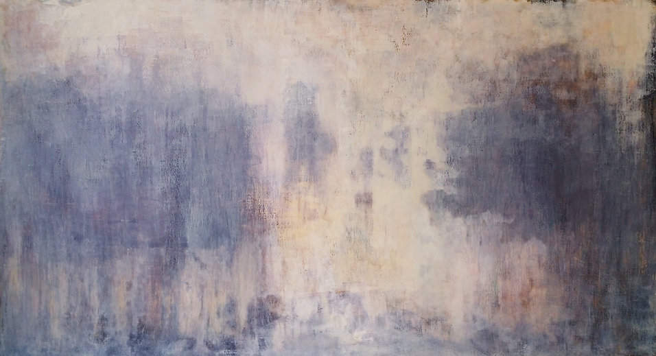 untitled 15 - 104x190cm oil on linen
