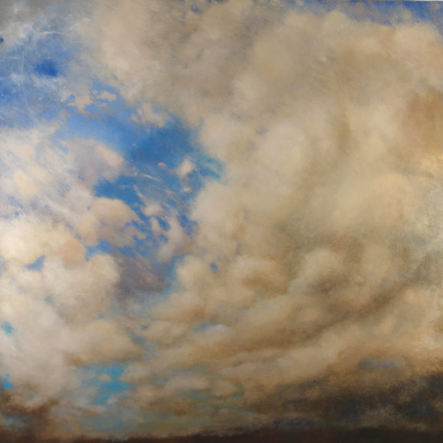 Copy of Big Sky 54x54 ~oil on canvas 200