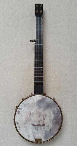 Darkwood banjos
