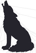 Wolf Howling Silhouette (Sitting).jpg