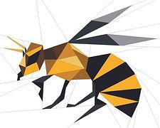 Geometric Honey Bee.jpg