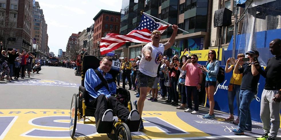 Boston Marathon Fundraiser