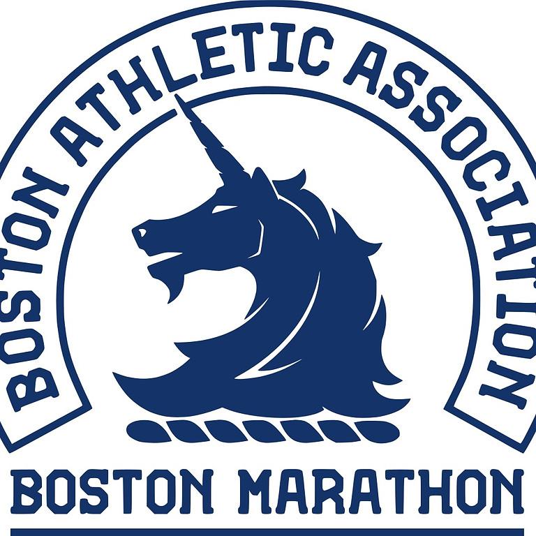 2021 Boston Marathon
