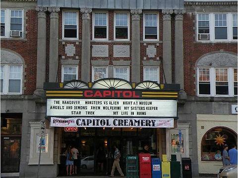 Capitol Theatre Alrington MA